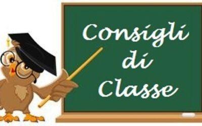 CONSIGLI DI CLASSE