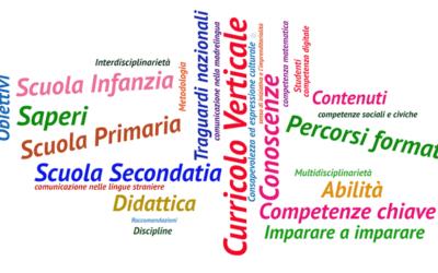 Commissione Competenze e Curricolo