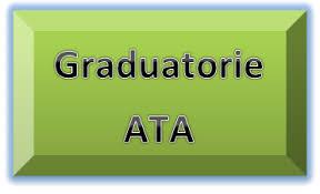 Pubblicazione graduatoria interna d'Istituto personale ATA